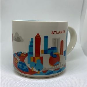 Atlanta You Are Here Starbucks collection